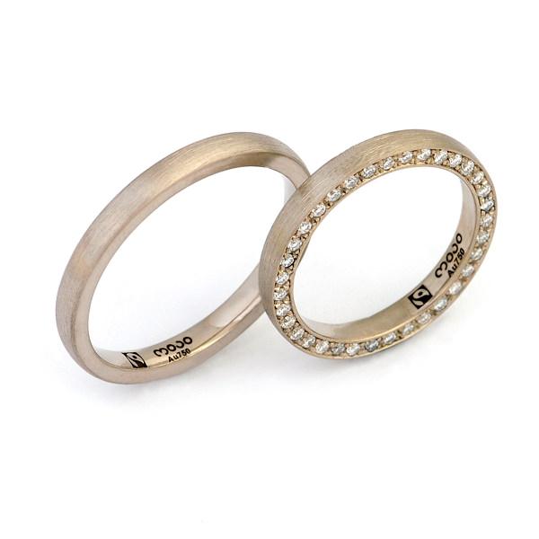 Goldschmiede Mojo Design Passend Zu Verlobungsring